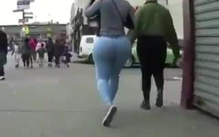 bubble-butt